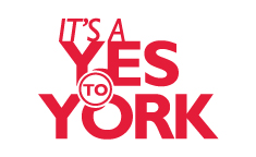yes to york icon